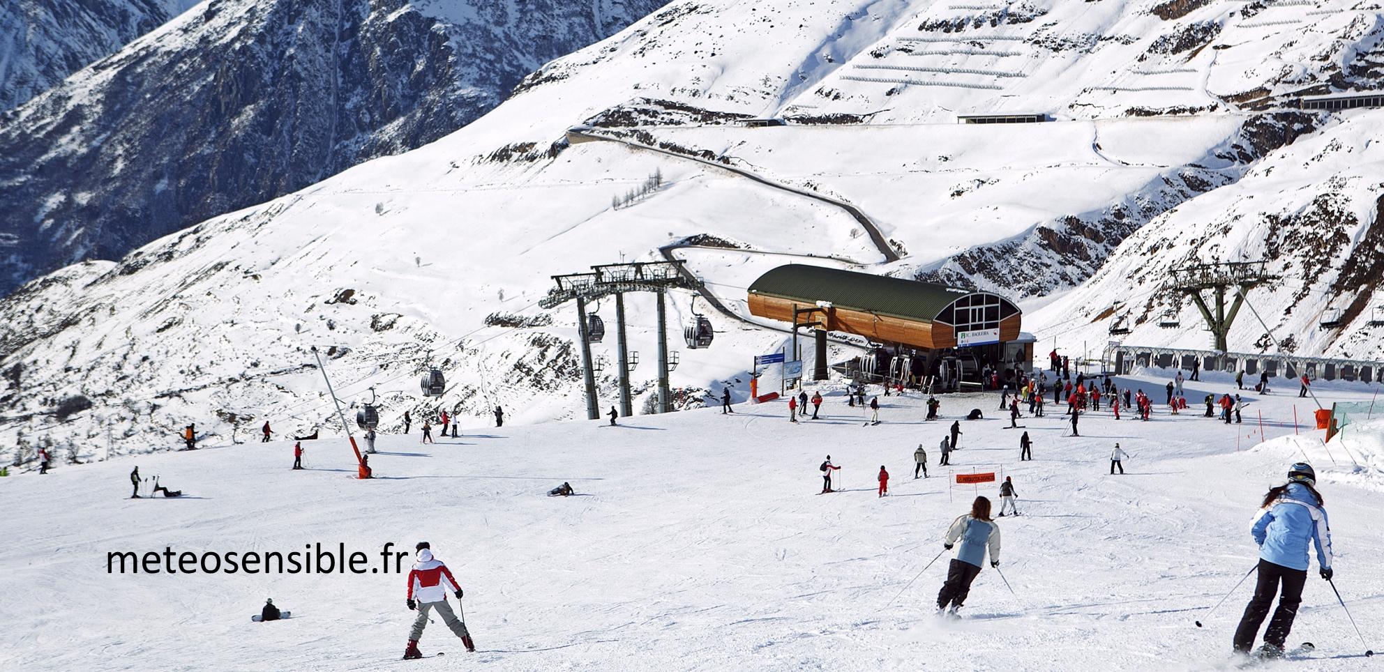 quelle semaine skier